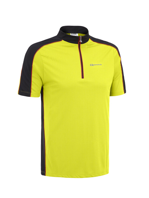 Gonso Moro Bike-Shirt Herren lemon